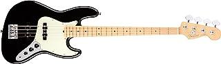 Fender エレキベース American Pro Jazz Bass®, Maple Fingerboard, Black