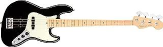 Fender American Professional Jazz Bass Maple Fingerboard Black