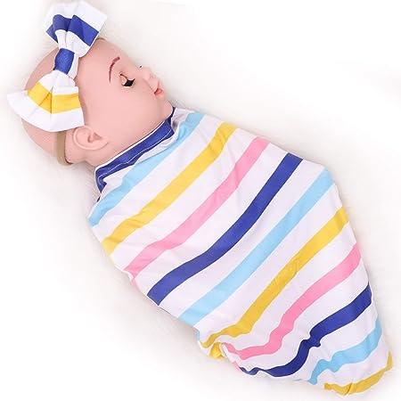 Rainbow Swaddle Set Rainbow Baby Swaddle Set Swaddle Blanket and Hat Newborn Baby Shower Gift Photo prop Newborn Girl Boy swaddle Set