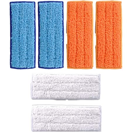 3PCS Wet//Damp//Dry Mopping Pads Mop Cloth for iRobot Jet 240 241 Accessories Kits