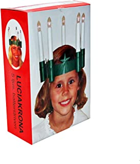 Best crown of candles lucia Reviews