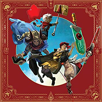 Songs of Supergiant Games