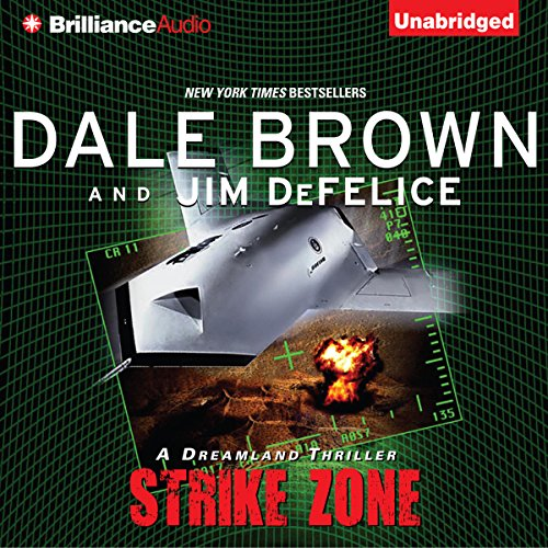Dale Brown's Dreamland: Strike Zone audiobook cover art