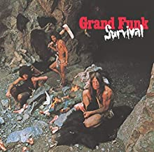 grand funk survival cd