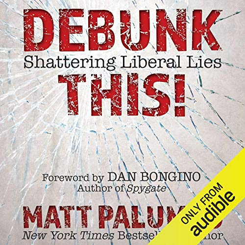 Debunk This! audiobook cover art