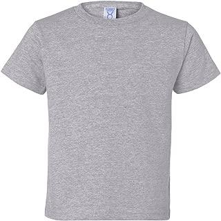Rabbit Skins Toddler's 5.5 oz. Jersey Short-Sleeve T-Shirt