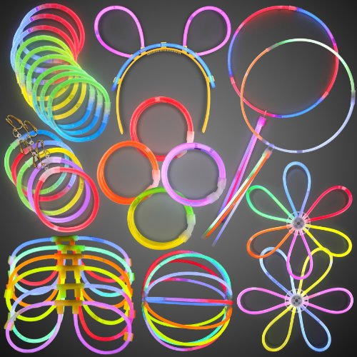 Glow Stick Earrings - 5