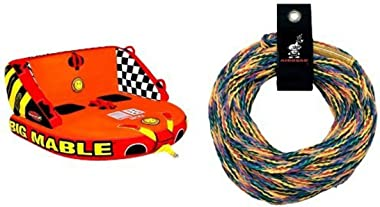 Sportsstuff Big Mable Rope Bundle