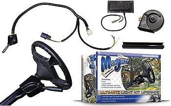 Golf Cart Ultimate Light Kit Upgrade for Club Car Precedent Electric