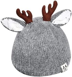 baby antler hat