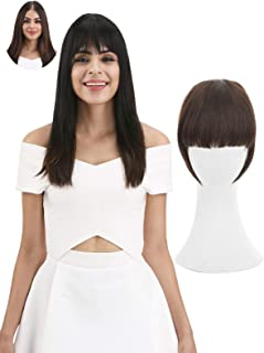 Best fake bangs human hair Reviews