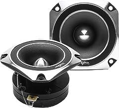 Skar Audio VX35-ST 3.5-Inch 300 Watt RMS High Compression Titanium Bullet Tweeters, Pair photo