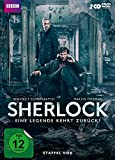 Sherlock - Eine Legende kehrt zurück! Staffel vier [2 DVDs]