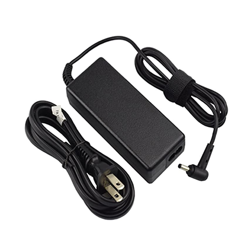 [UL Listed] Superer AC Charger Compatible with Toshiba Satellite C75 C75D C70D C75D-B7260 C75D-B7100 C75D-B7304 C75-C7130 Laptop Adapter Power Supply with Extra Cord