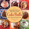 Cake Balls: Amazingly Delicious Bite-Size Treats by Running Press Adult