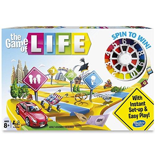 Hasbro Gaming The Game of Life Jeu