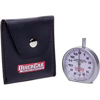 """QuickCar Racing Products 56-104 1/32"""" Increment Tire Tread Depth Gauge"""