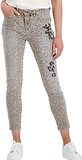 MONARI Pantaloni Animal Print da donna