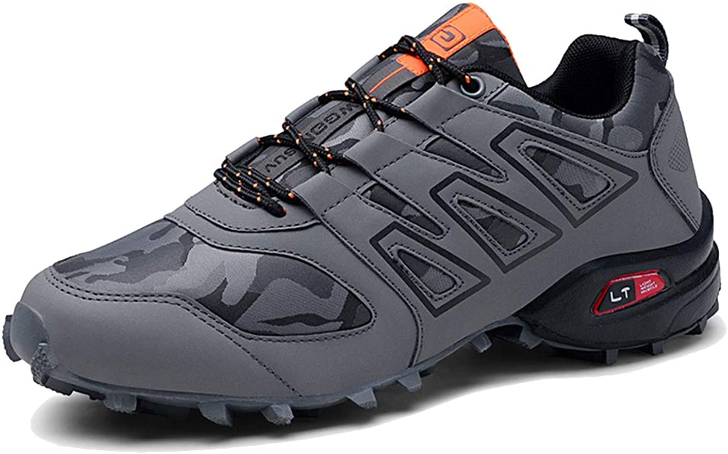 Men's Off-Road Running shoes Spring Fall Comfort Athletic shoes Climbing Walking Mountaineering Athletic shoes