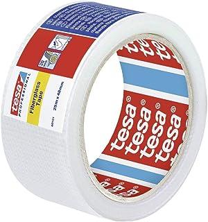 Tesa 60101-00000-00 Gewebeklebeband white (L x B) 25m x 48mm 1St.