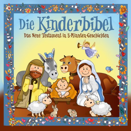 Die Kinderbibel Titelbild