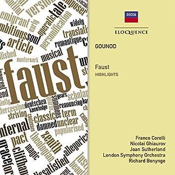 Gounod: Faust - Highlights