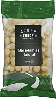 Genoa Foods Macadamias Natural, 200 g