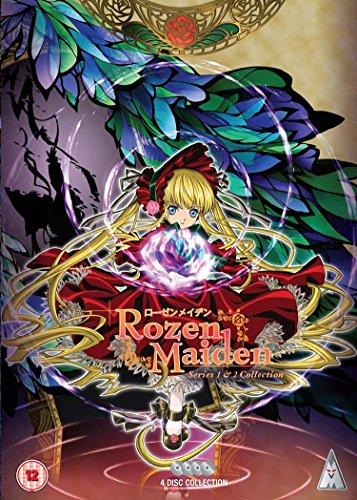 Rozen Maiden: Series 1 & 2 Collection...