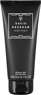 David Beckham Instinct Shower Gel Body Wash for Men, 200 ml