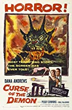 Night of the Demon POSTER Movie (27 x 40 Inches - 69cm x 102cm) (1957) (Style B)