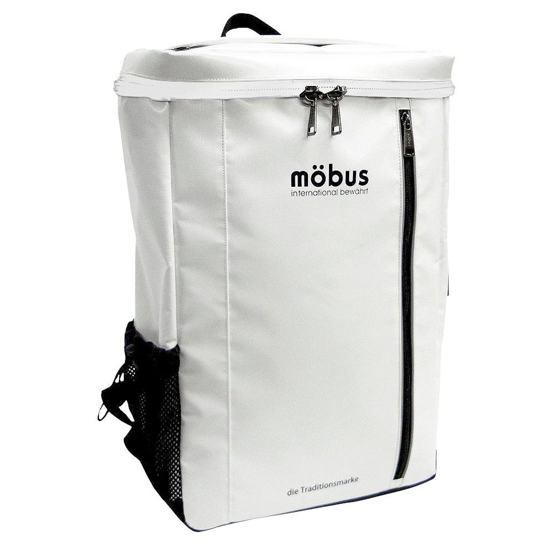 [モーブス]mobus リュック リュックサック デイパック スクエア メンズ レディース MBX505N mobus-047 (ホワイト)