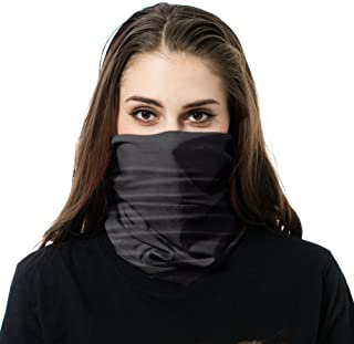 Fishing Face Mask Neck Gaiter for Men and Women - UV Sun Protection Gaitor for Motorcycle, Running, Fishing - Bandana Dust Cover Scarf Gaiters - Mens Neck Warmers for Cold Weather