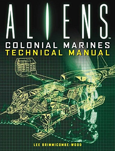 günstig Aliens: Colonial Marine Technical Guide