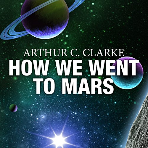 How We Went to Mars audiobook cover art