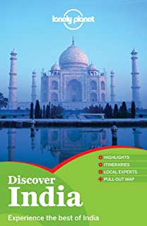 Lonely Planet Discover India (Full Color Country Travel Guide)