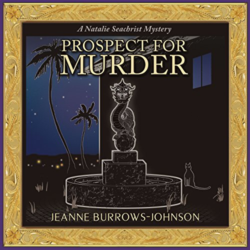 Prospect for Murder audiobook cover art