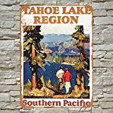 GenericBrands Southern Pacific Railroad to Lake Tahoe
