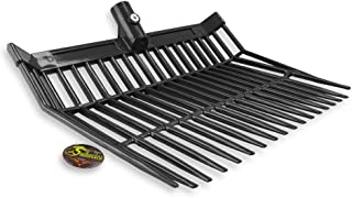 Southwestern Equine Perfect Scoop Replacement Fork Heads (Black)