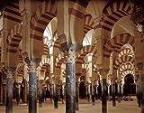 Great Mosque of Cordoba Poster Drucken (91,44 x 60,96 cm)