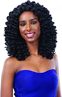bubble wand curl wig