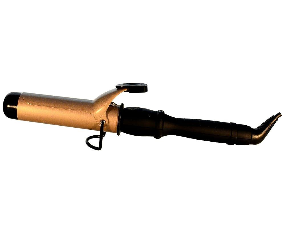 毒性ドキドキハンマーアゲツヤカール MAX220℃ プロフェッショナル NEWカールアイロン ヘアアイロン コテ