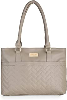 Nelle Harper PU Leather Latest Fashion Handbags for Women's (Taupe)