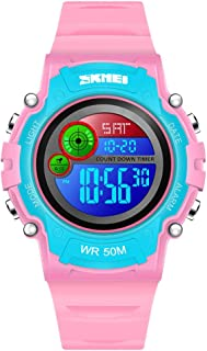 LET'S GO! Fashion Waterproof Kids Digital Watches - Best Gifts