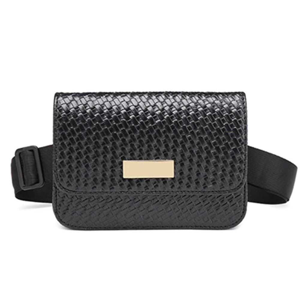 SimpleLife Bolso de Cintura de Mujer de Moda Fanny Pack Llaves de teléfono Monedero Bolsas de Cartera de Monedero Casual: Amazon.es: Hogar