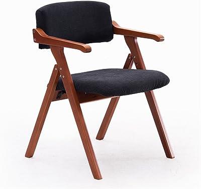 9219051e2c8c4 Amazon.com: JUNZH Children's Solid Wood Stool Backrest Chair Soft ...