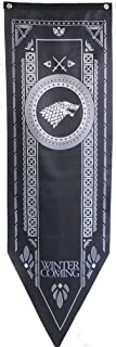 """Awyjcas Game of Thrones House Sigil Tournament Banner (18"""" by 60"""") 100% Polyester High Quality Banner - Set of 1pcs Party Supplies �"""