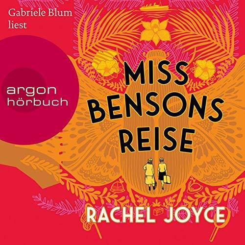 Miss Bensons Reise Titelbild
