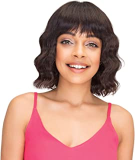 Best janet collection unprocessed human hair brazilian natural wig Reviews