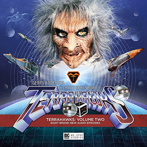 Terrahawks, Volume 2 audiobook cover art