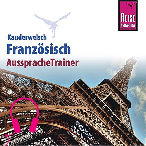 Französisch (Reise Know-How Kauderwelsch AusspracheTrainer) Titelbild